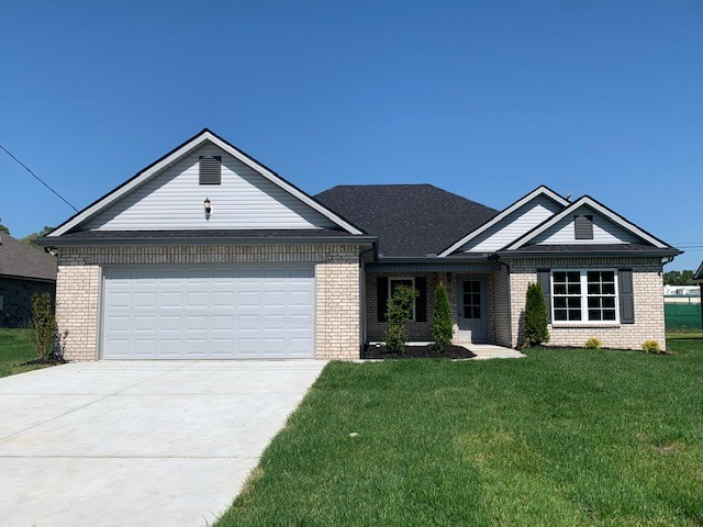 461 Preserve Circle Property Photo - Manchester, TN real estate listing