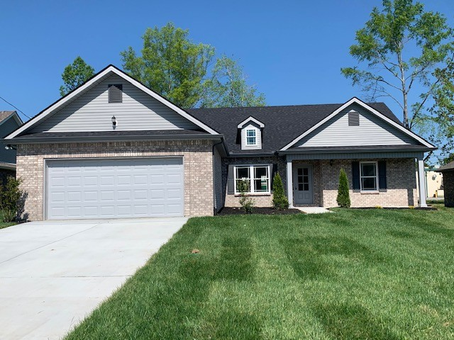 491 Preserve Circle Property Photo - Manchester, TN real estate listing