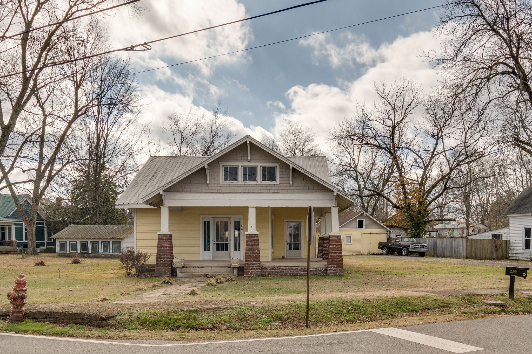204 College Street Property Photo - Wartrace, TN real estate listing