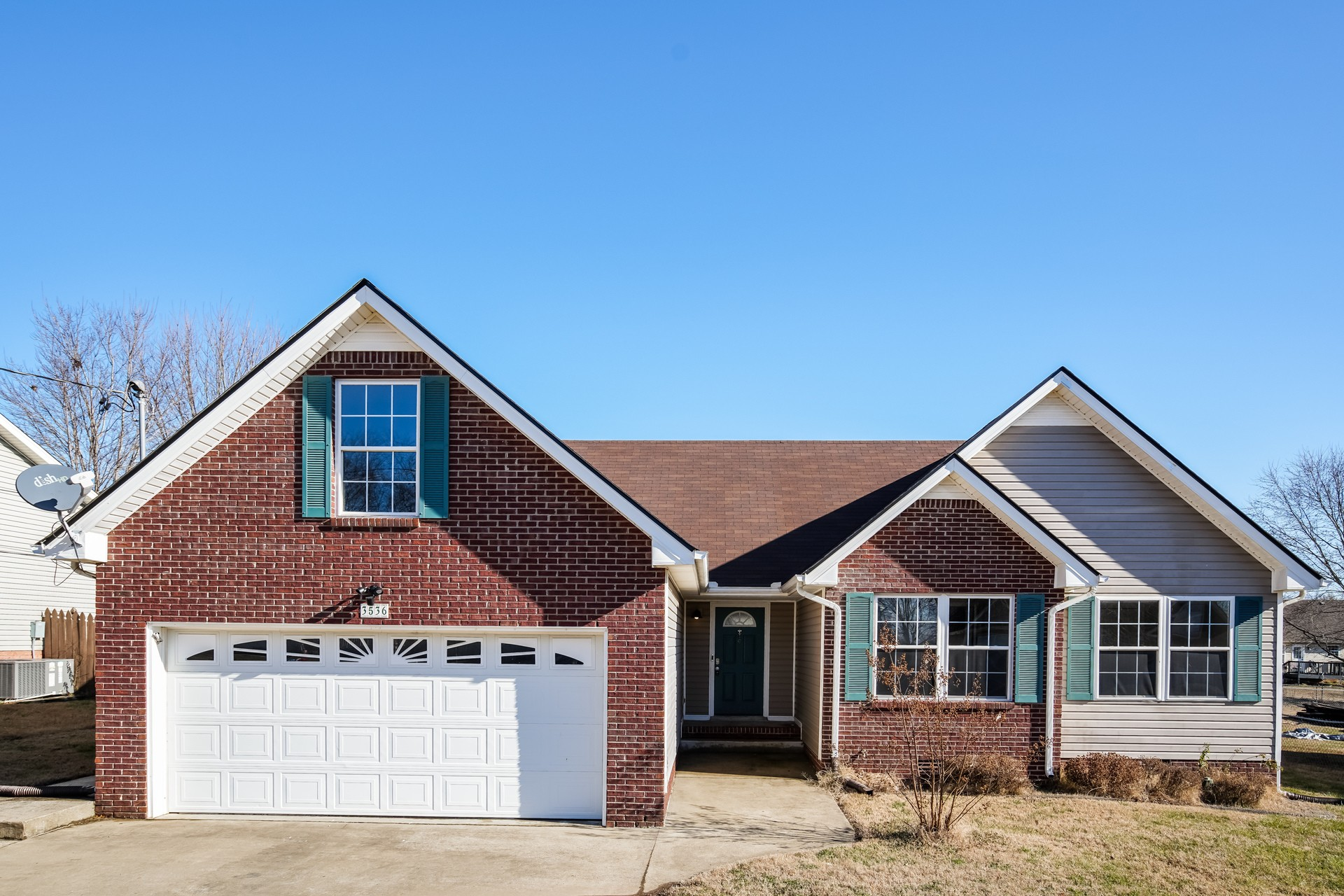 3536 Sandpiper Dr Property Photo - Clarksville, TN real estate listing