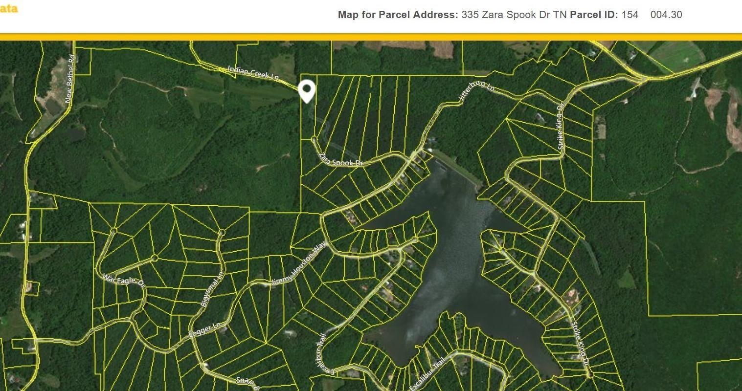 335 Zara Spook Dr Property Photo - Cedar Grove, TN real estate listing
