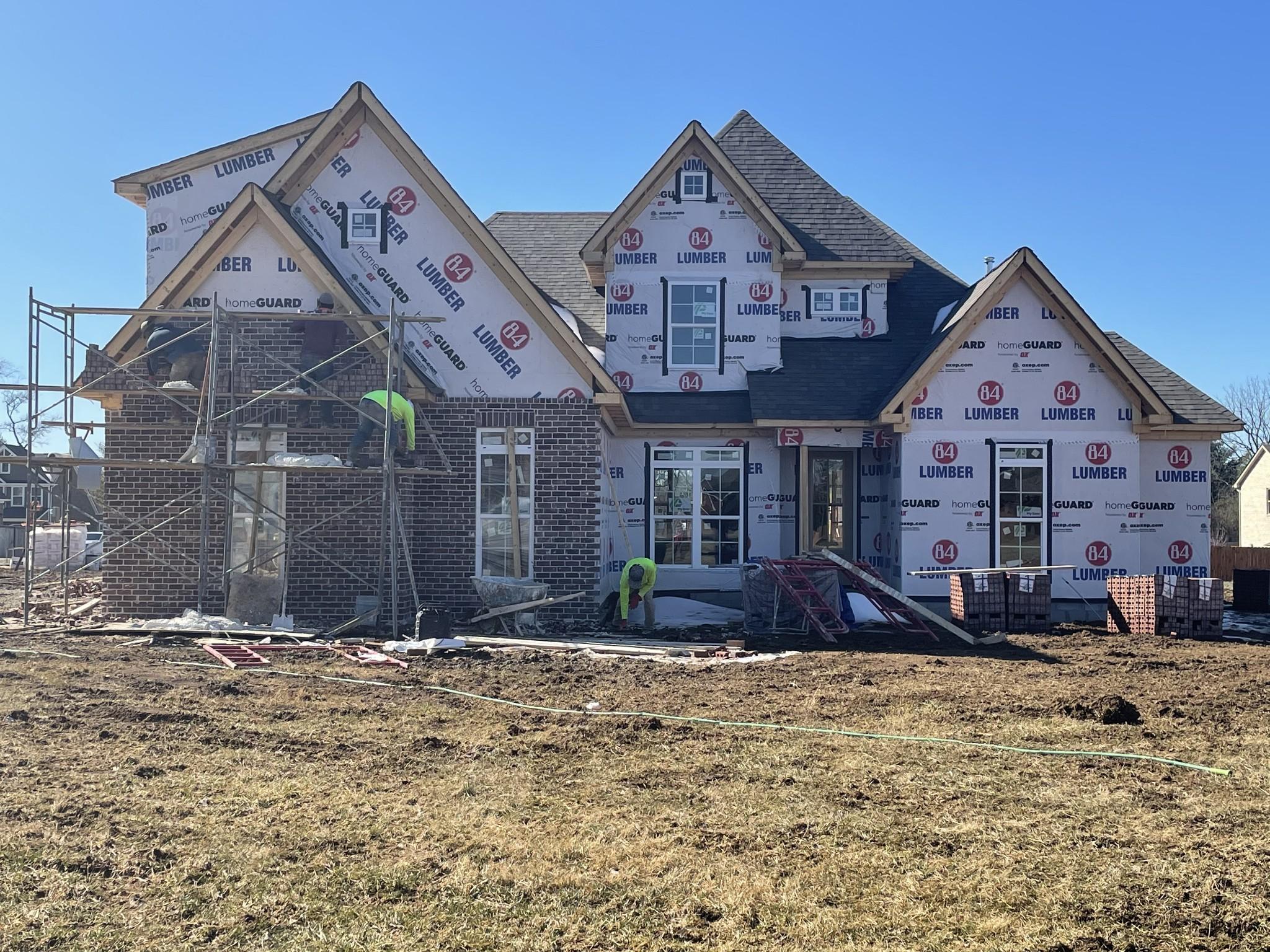 806 Vasser Drive Property Photo - Gallatin, TN real estate listing
