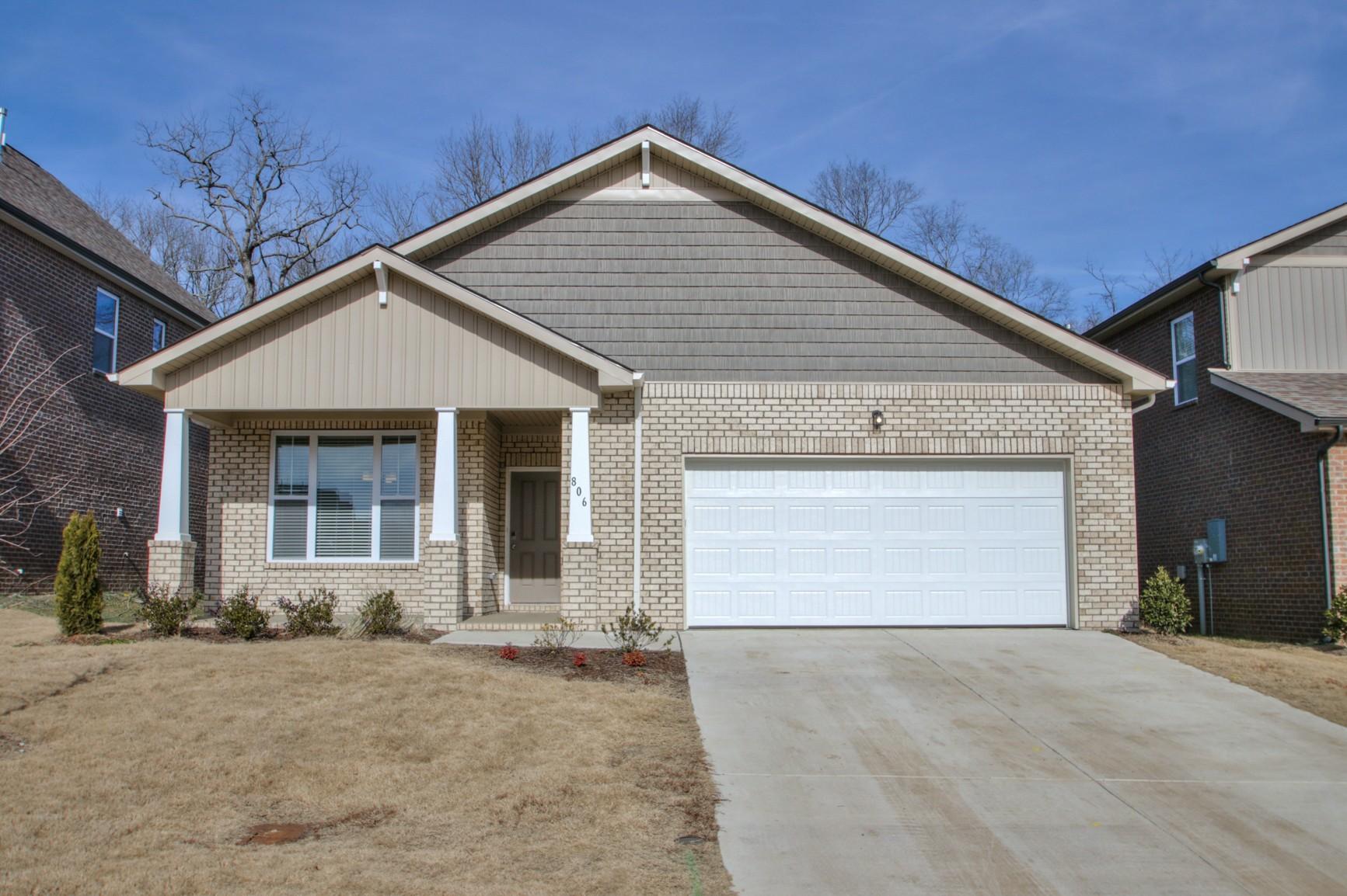 806 Carnation Dr Property Photo - Smyrna, TN real estate listing