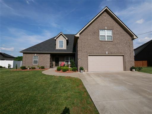 135 Rush Creek Court Property Photo - Woodbury, TN real estate listing