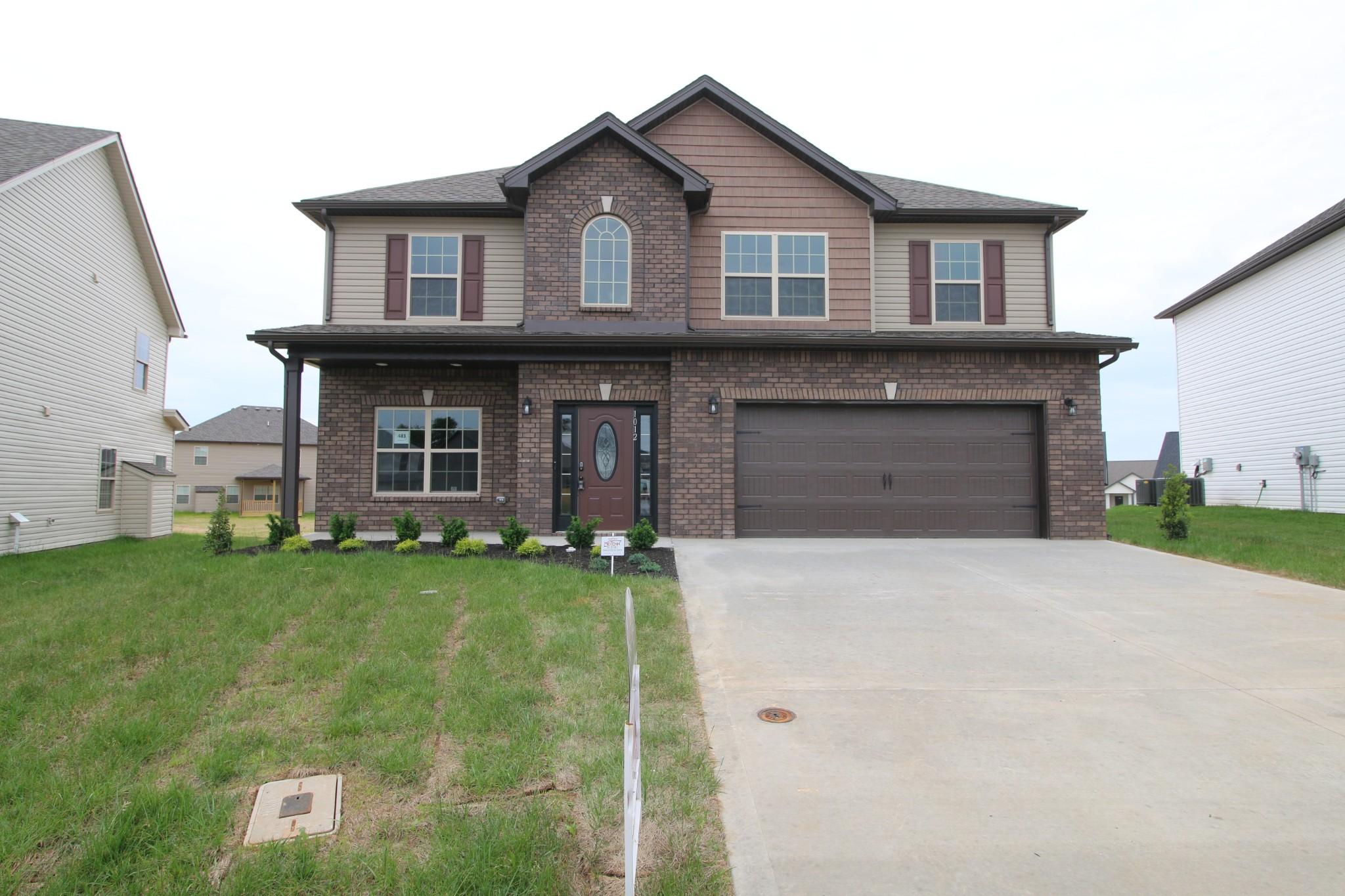 481 Autumn Creek Property Photo - Clarksville, TN real estate listing