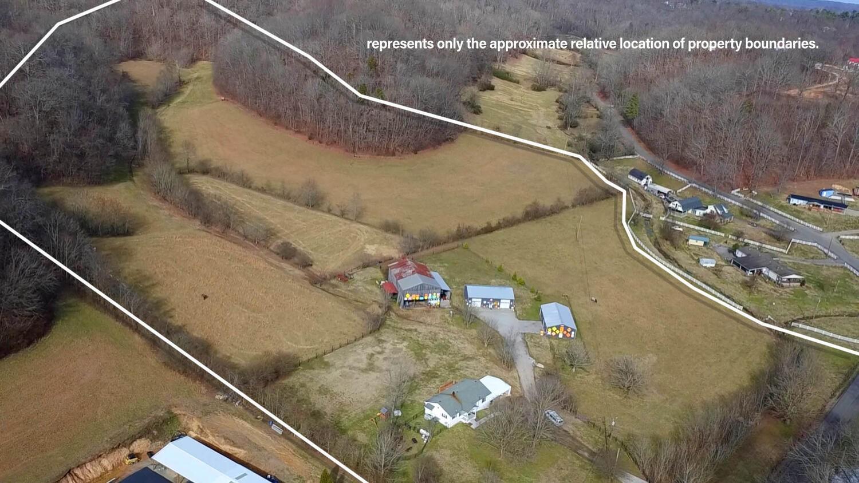 3025 Knob Creek Rd Property Photo