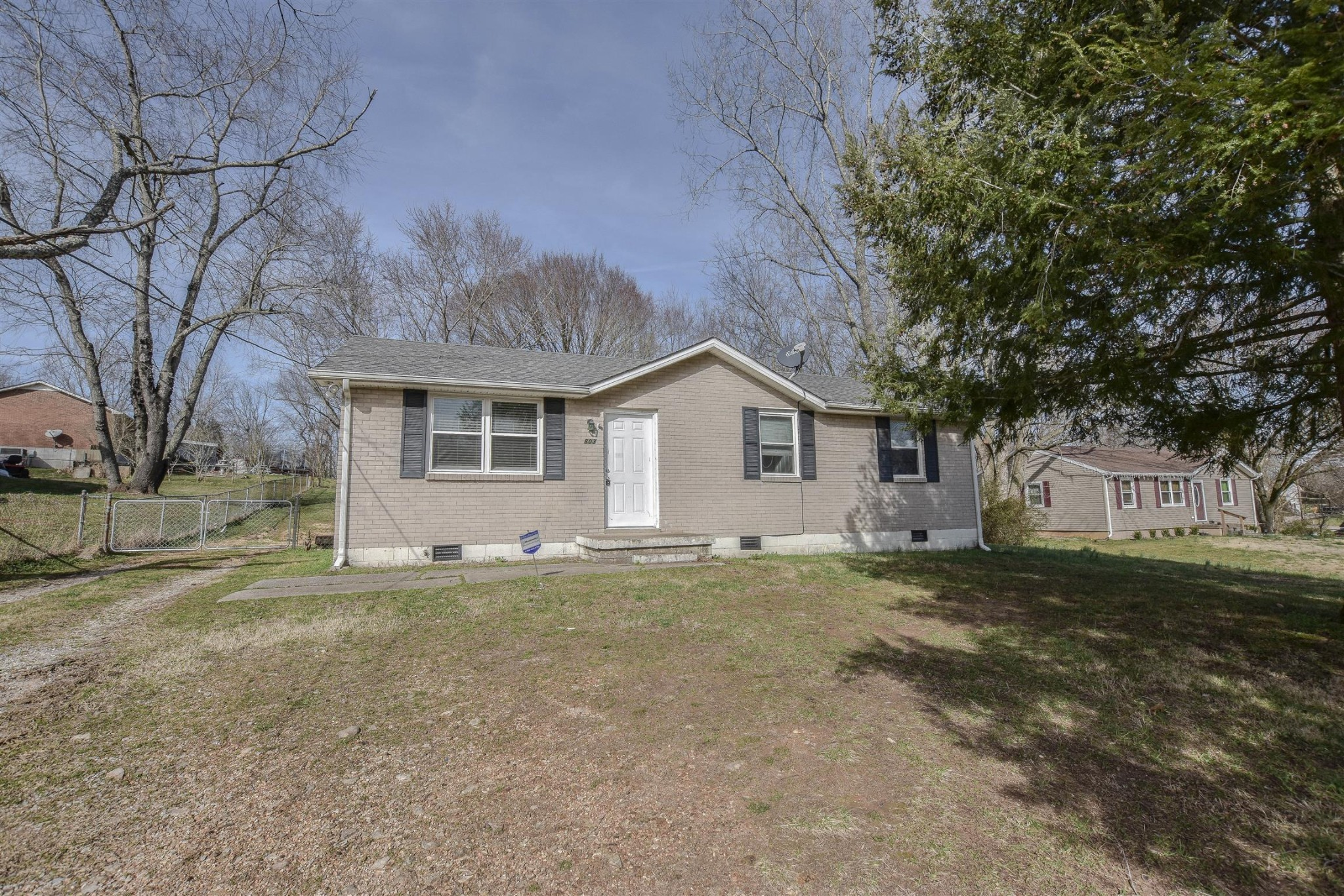 803 Lutz Ln Property Photo - Clarksville, TN real estate listing