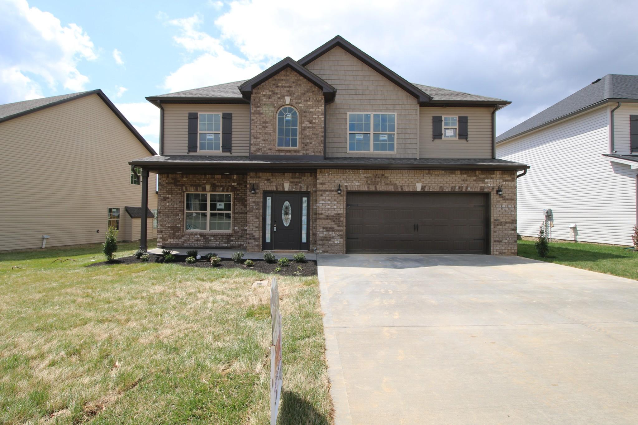 473 Autumn Creek Property Photo - Clarksville, TN real estate listing