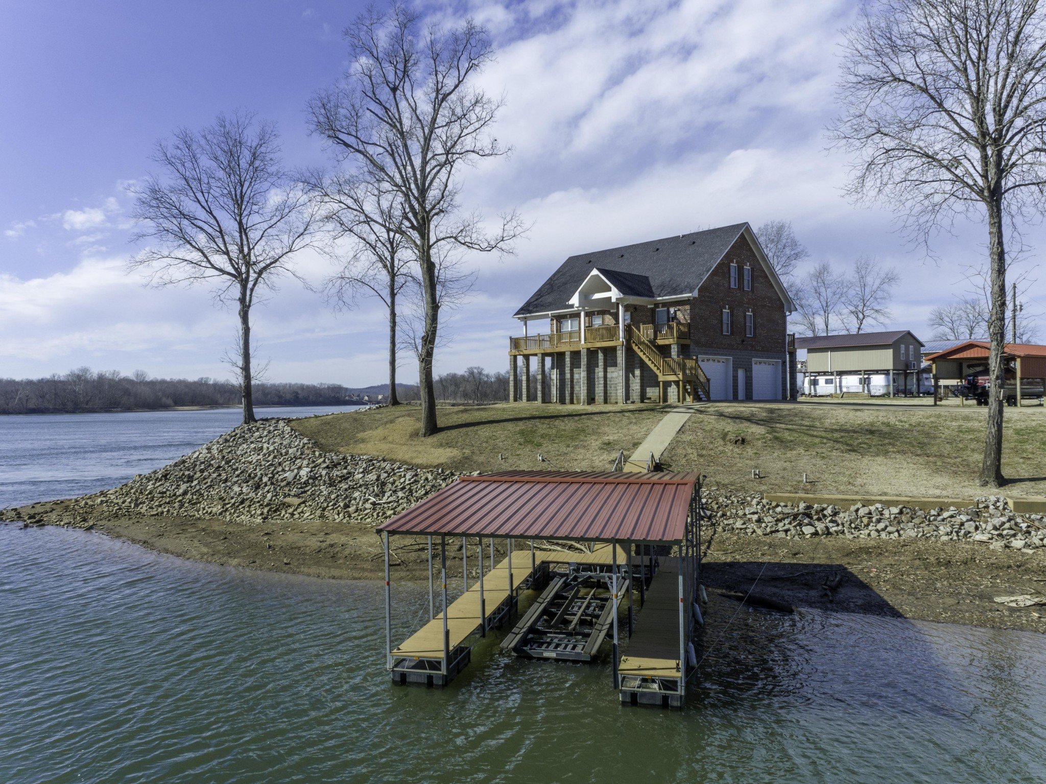 600 River Rd Property Photo - Clifton, TN real estate listing