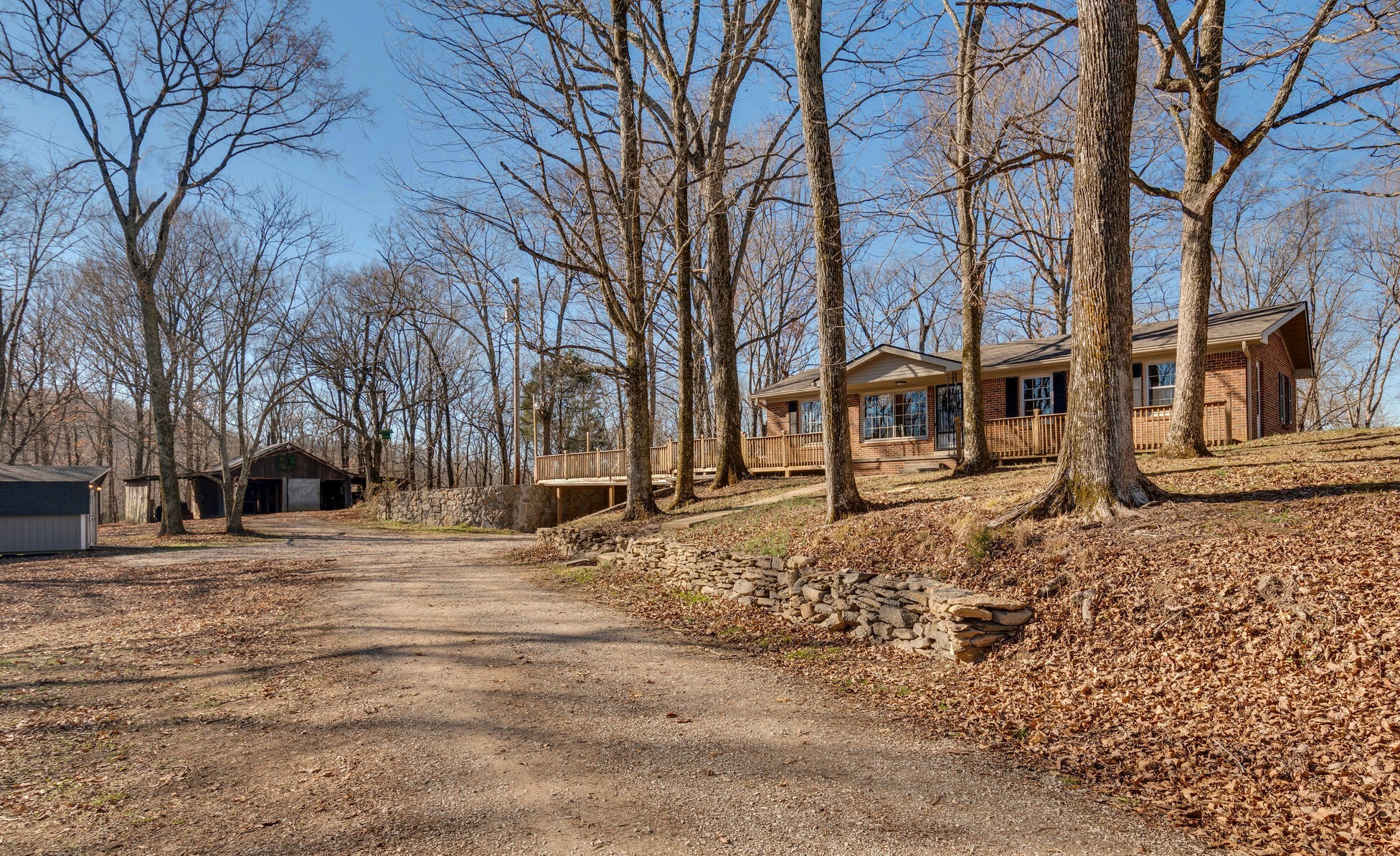 4034 Roy Thompson Rd Property Photo - Mount Pleasant, TN real estate listing