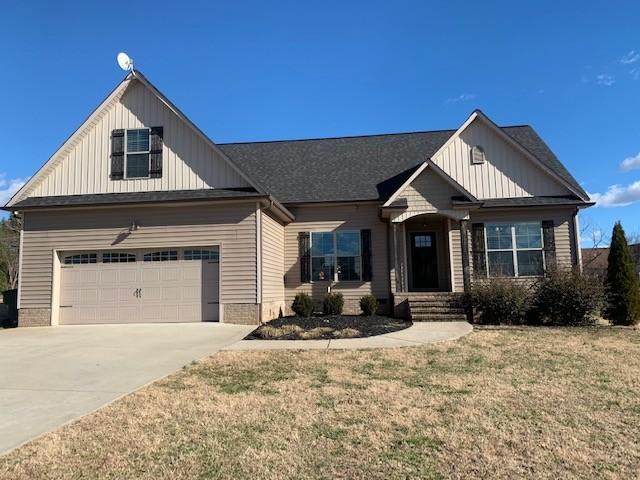 124 Taylor Cir Property Photo - Ethridge, TN real estate listing