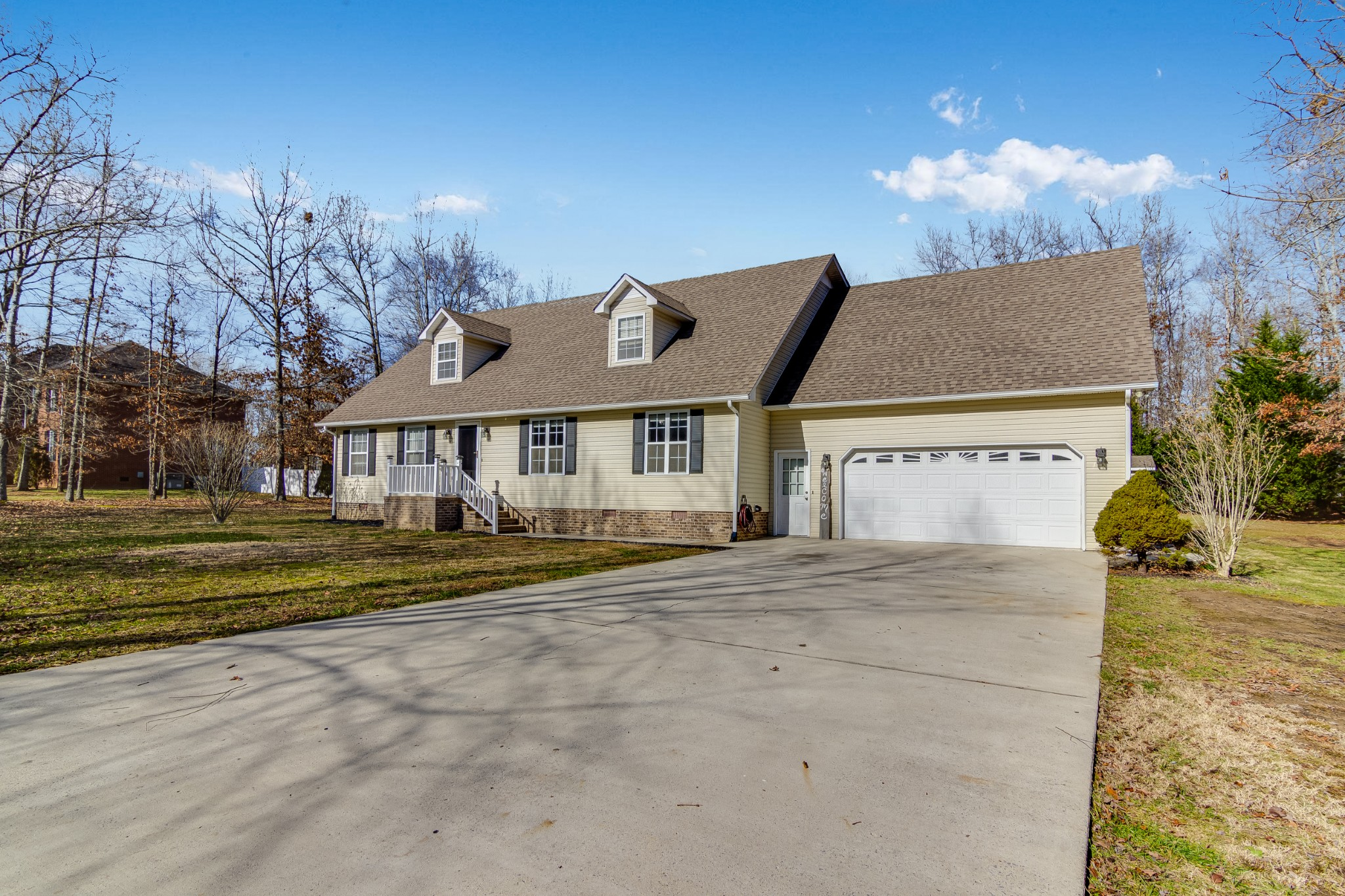 239 Winterberry Cir Property Photo - Manchester, TN real estate listing