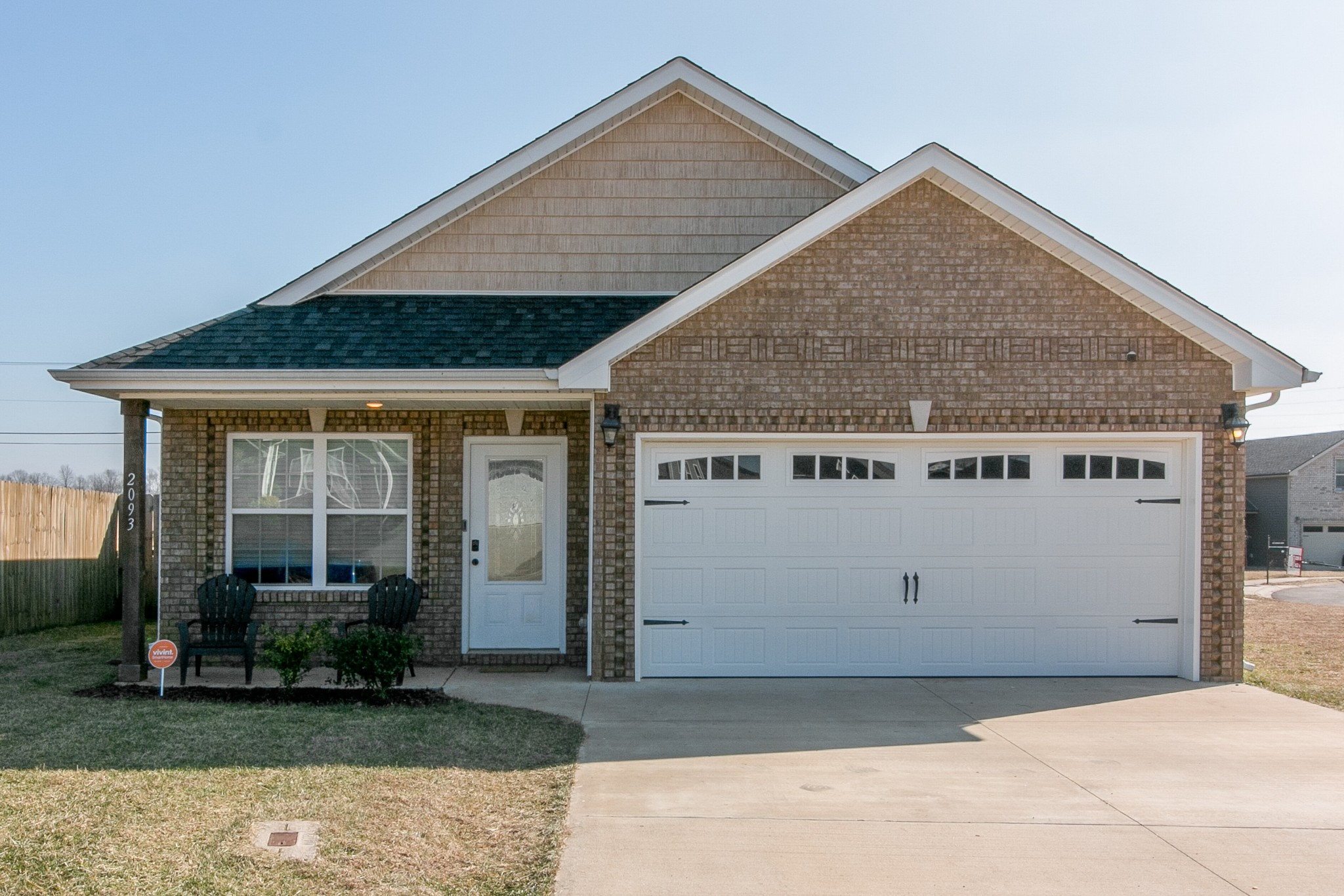 2093 Jackie Lorraine Dr Property Photo - Clarksville, TN real estate listing