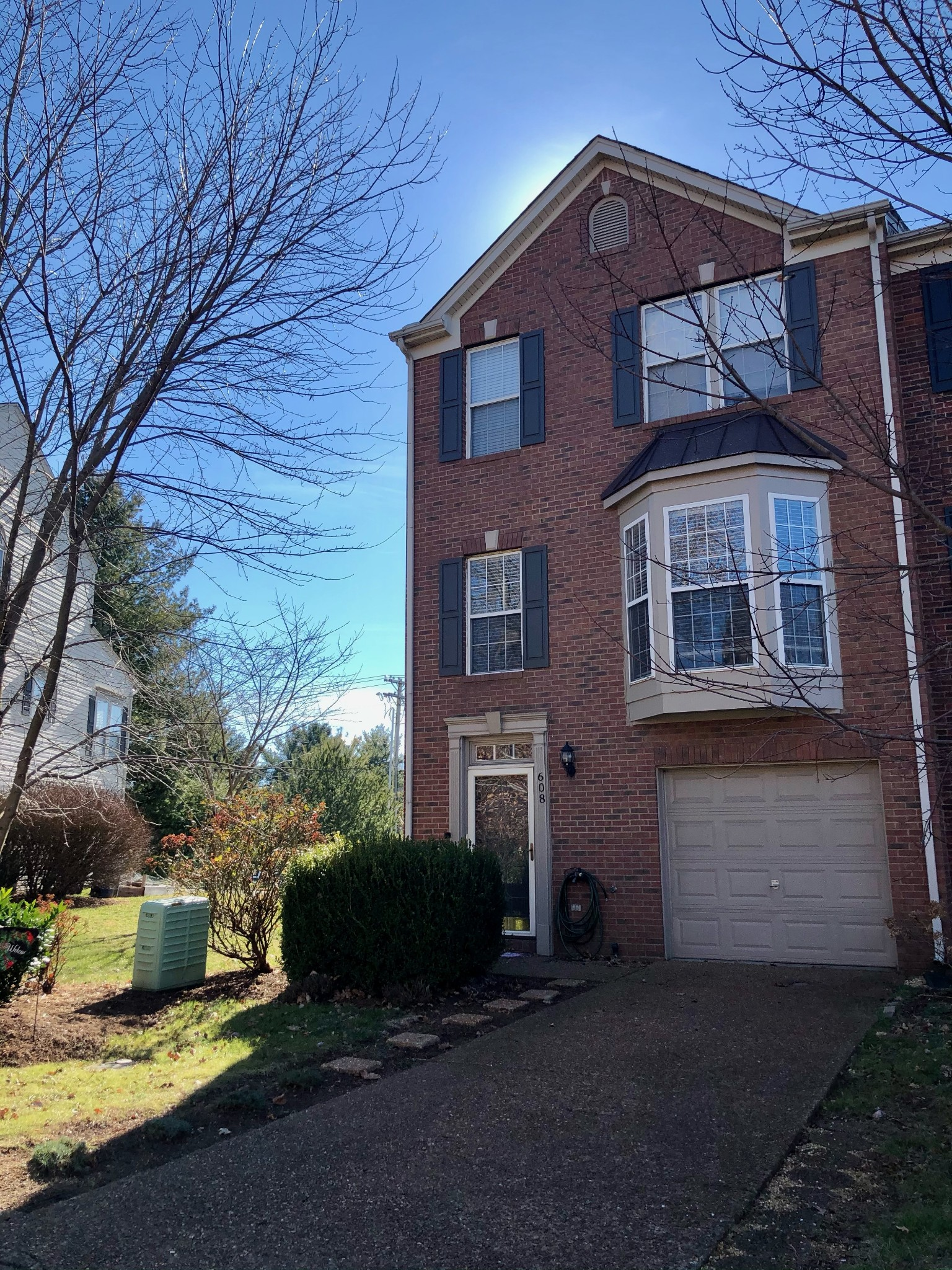 608 Huffine Manor Cir Property Photo - Franklin, TN real estate listing