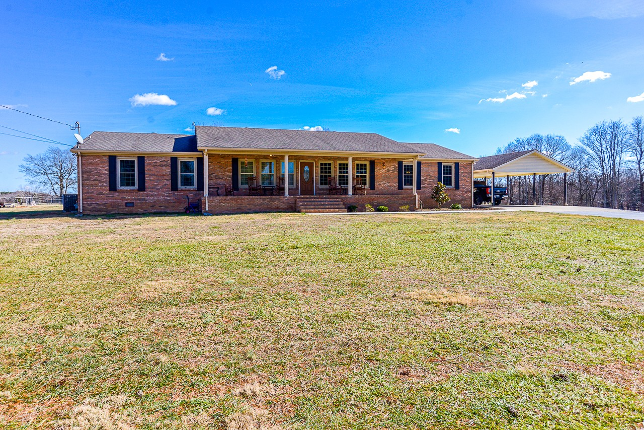 41 N Howard Fitch Rd Property Photo - Kelso, TN real estate listing