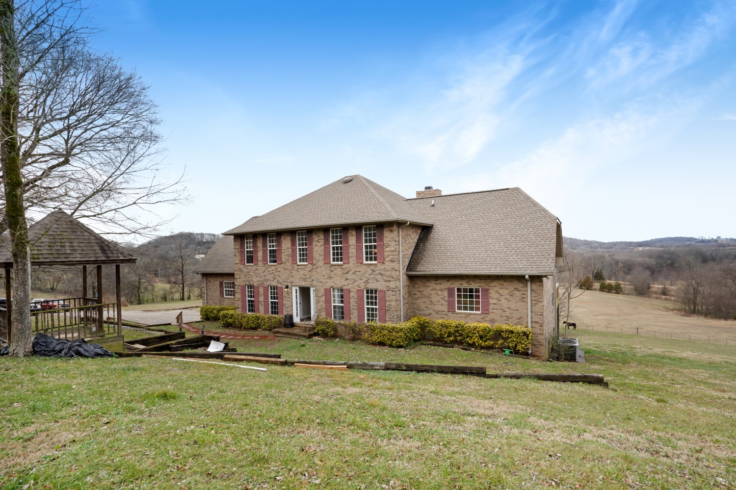 1979 Phinney Murphy Rd Property Photo - Culleoka, TN real estate listing