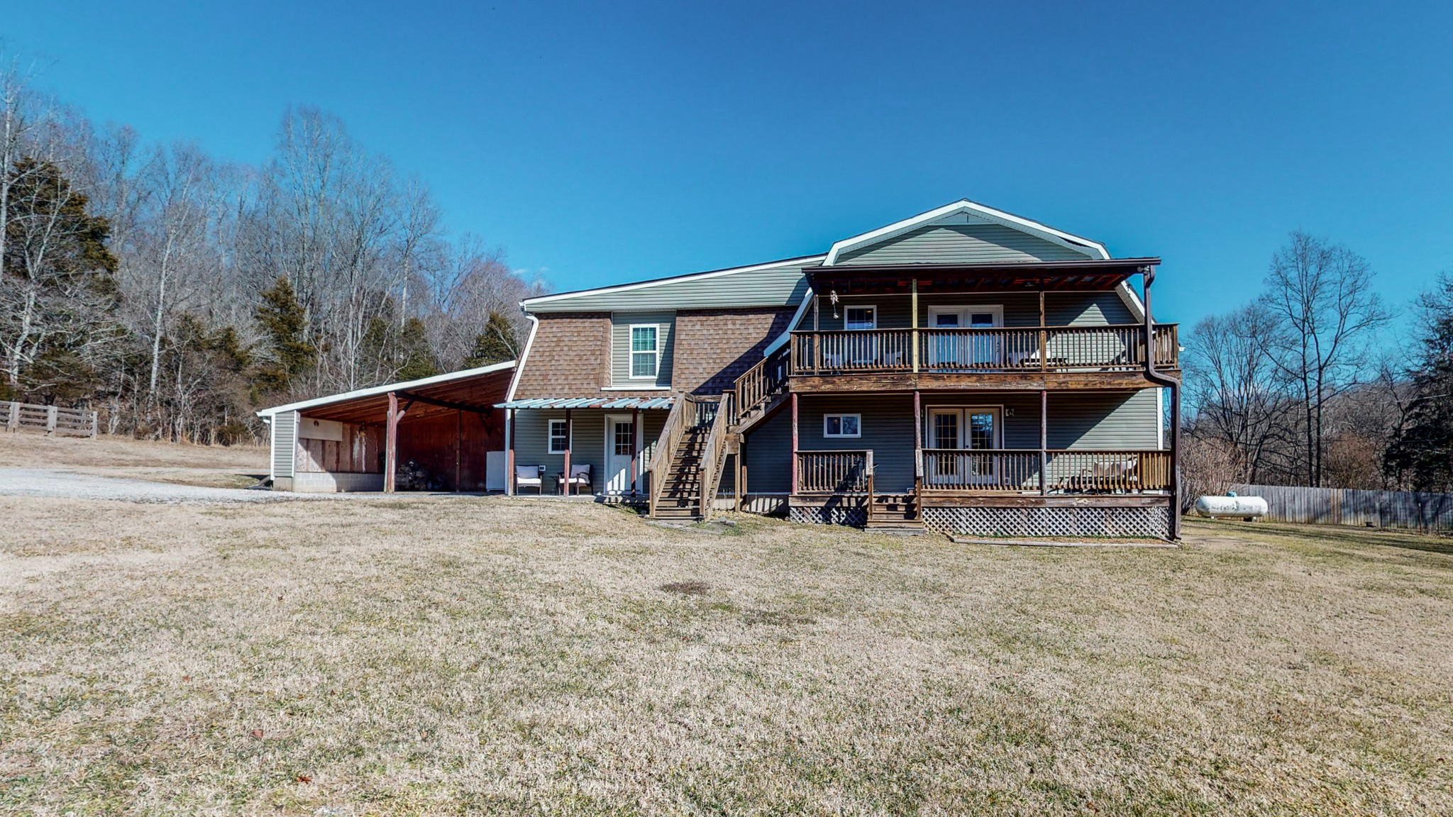 9908 Martin Fork Branch Rd Property Photo - Bon Aqua, TN real estate listing