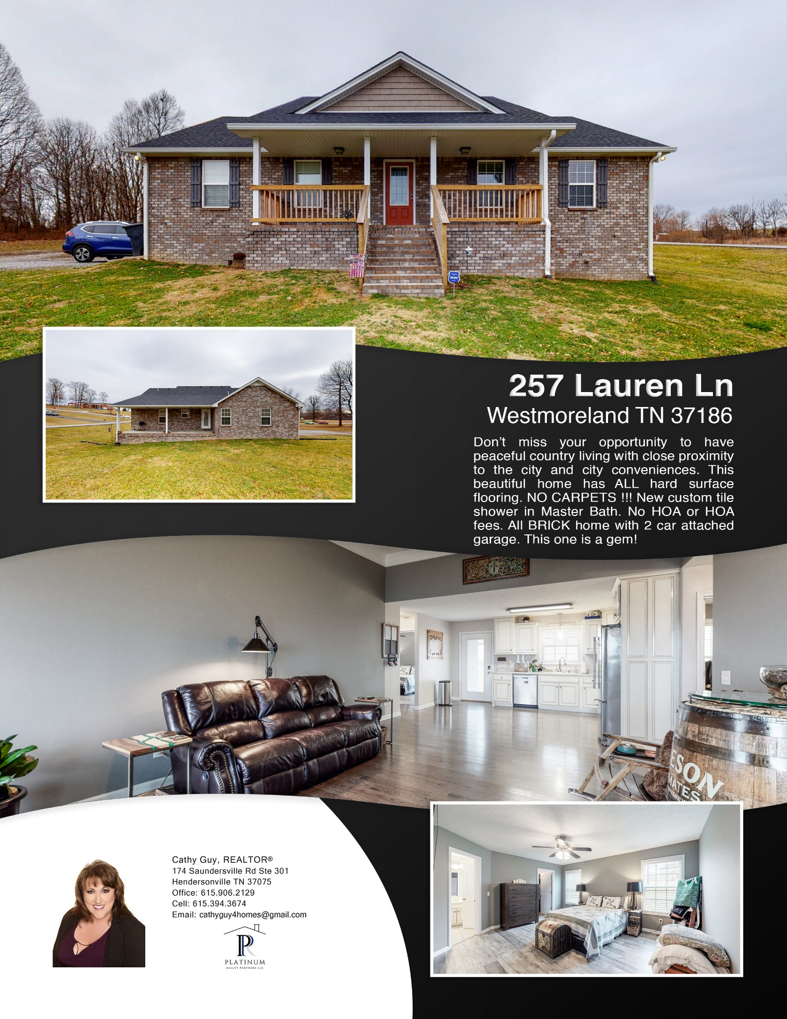257 Lauren Ln Property Photo - Westmoreland, TN real estate listing