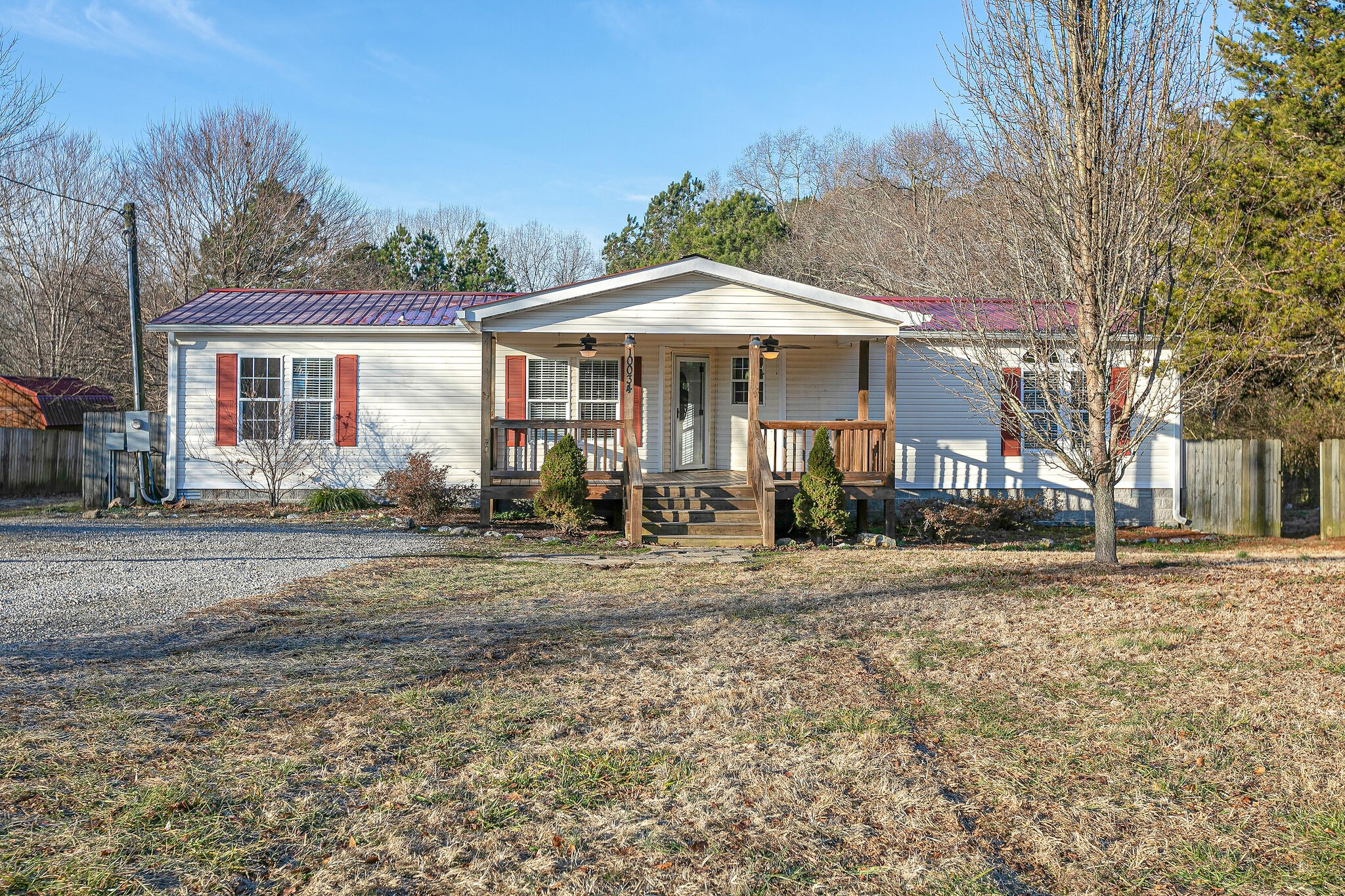 10034 Judy Rd Property Photo - Lyles, TN real estate listing