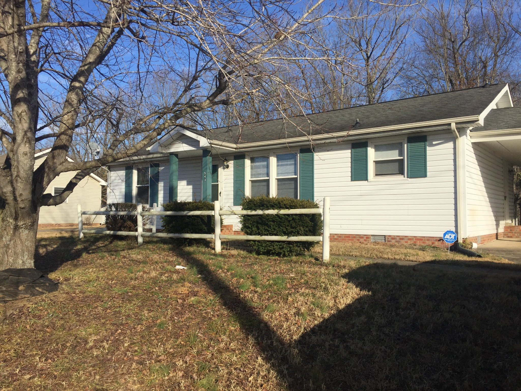 543 Donna Dr Property Photo - Clarksville, TN real estate listing