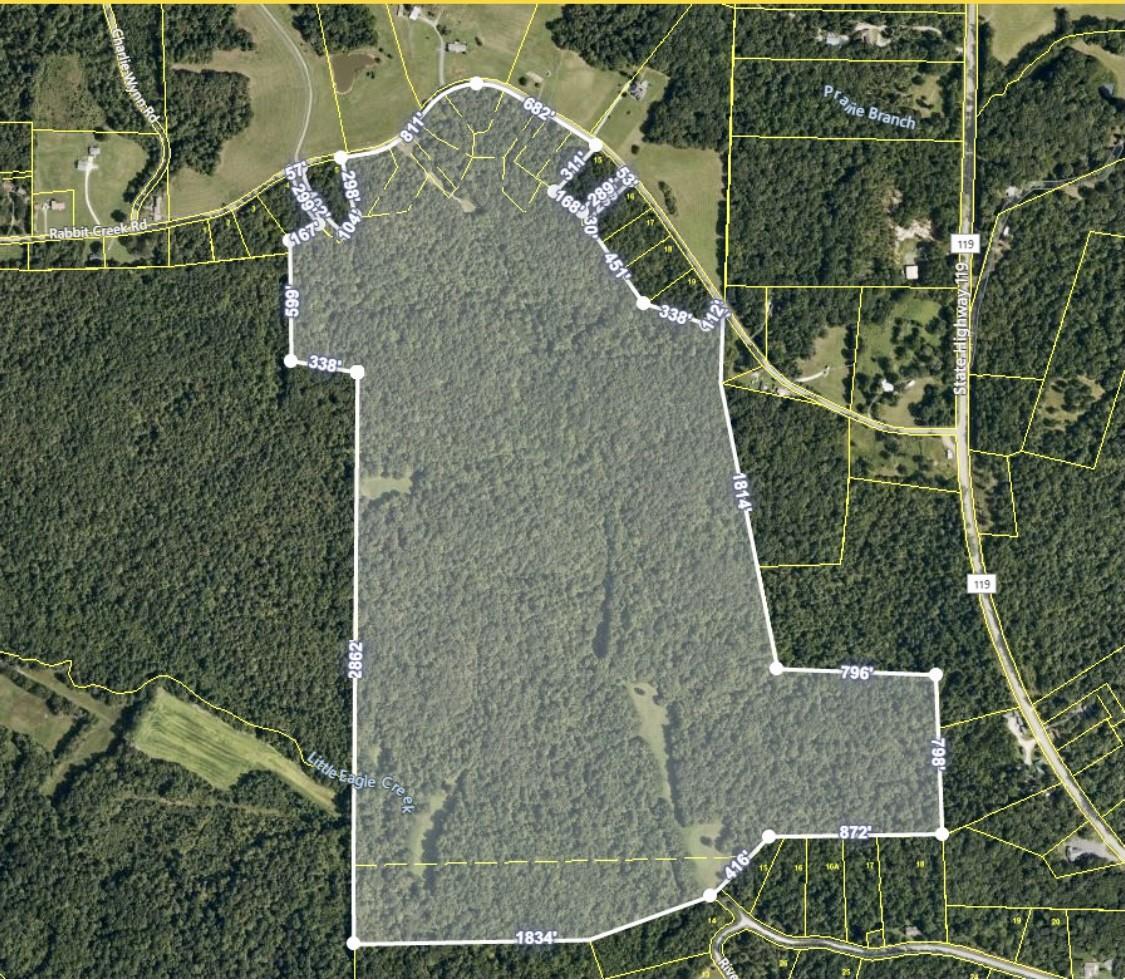 0 Rabbit Crk Rd Property Photo - Buchanan, TN real estate listing