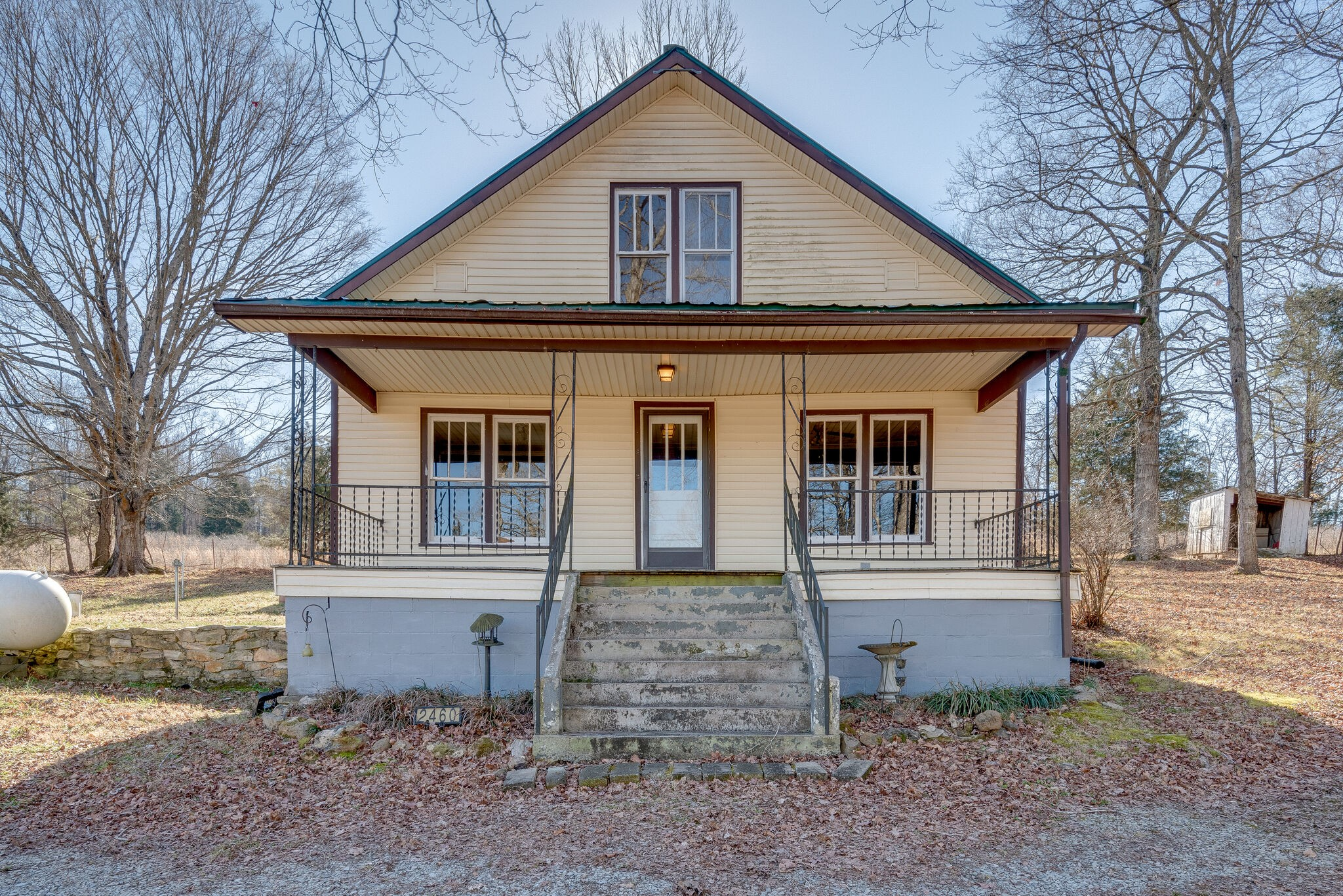 2460 Little Bartons Creek Rd Property Photo - Cumberland Furnace, TN real estate listing