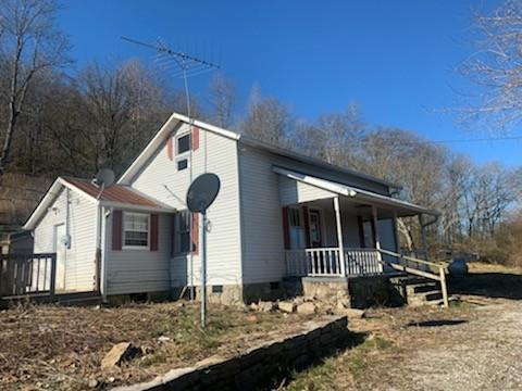 13135 Campbellsville Rd Property Photo - Ethridge, TN real estate listing