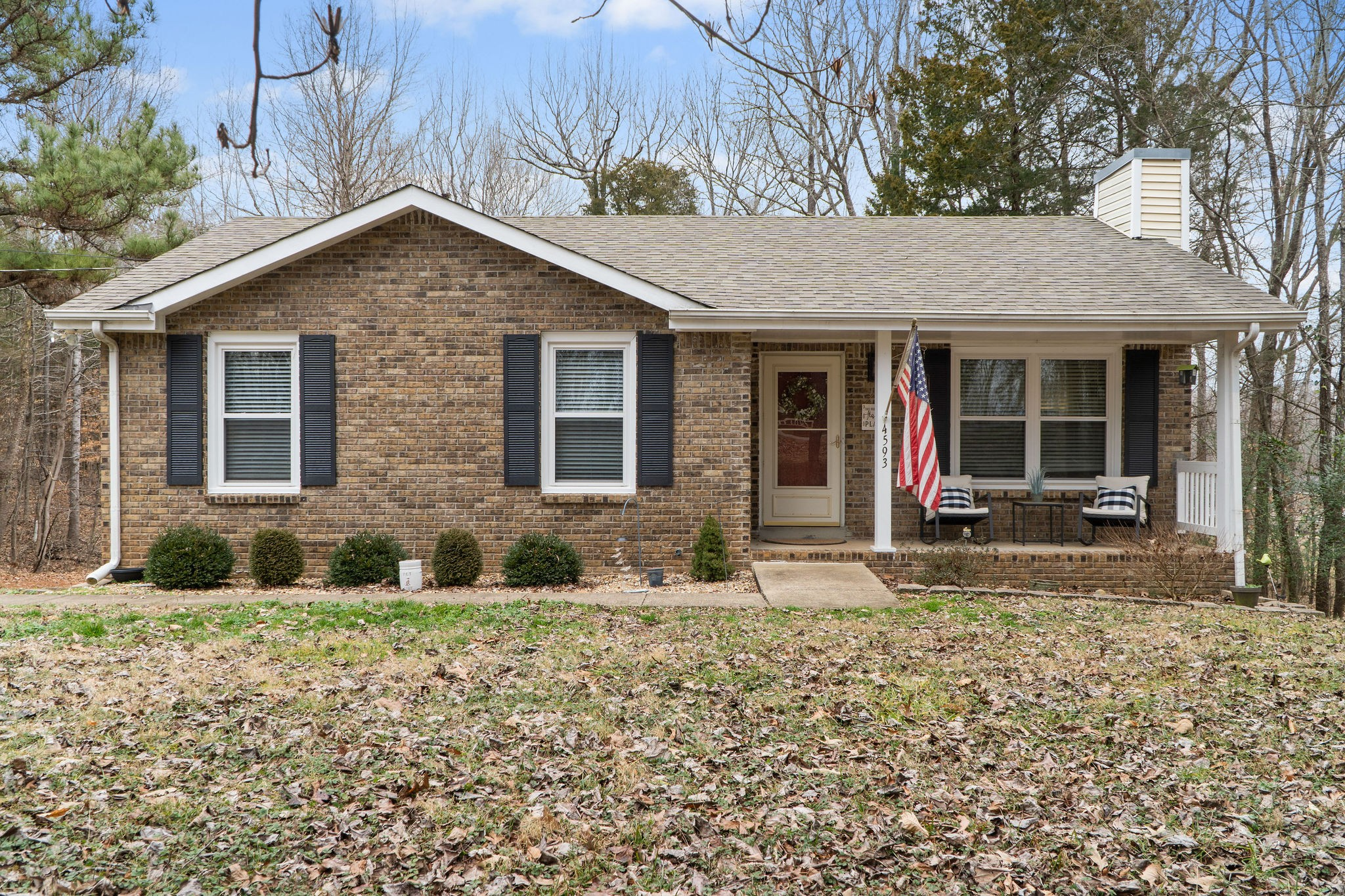 4593 Chester Harris Rd Property Photo - Woodlawn, TN real estate listing