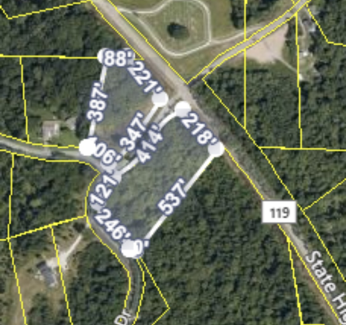 0 Highway 119 Property Photo - Buchanan, TN real estate listing