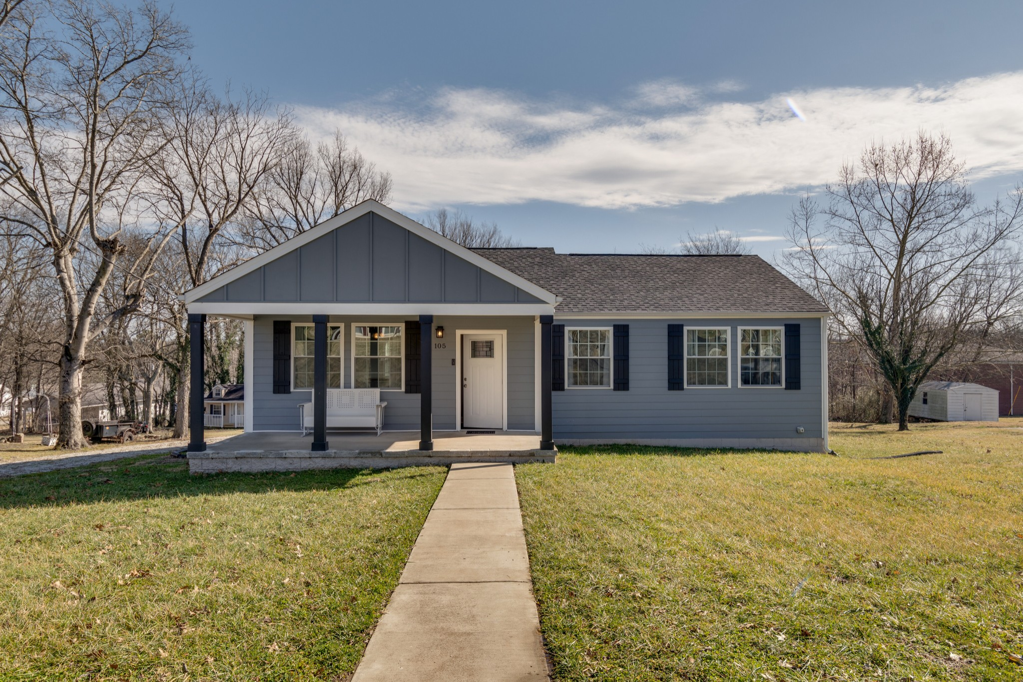 105 N College St Property Photo - Mount Pleasant, TN real estate listing
