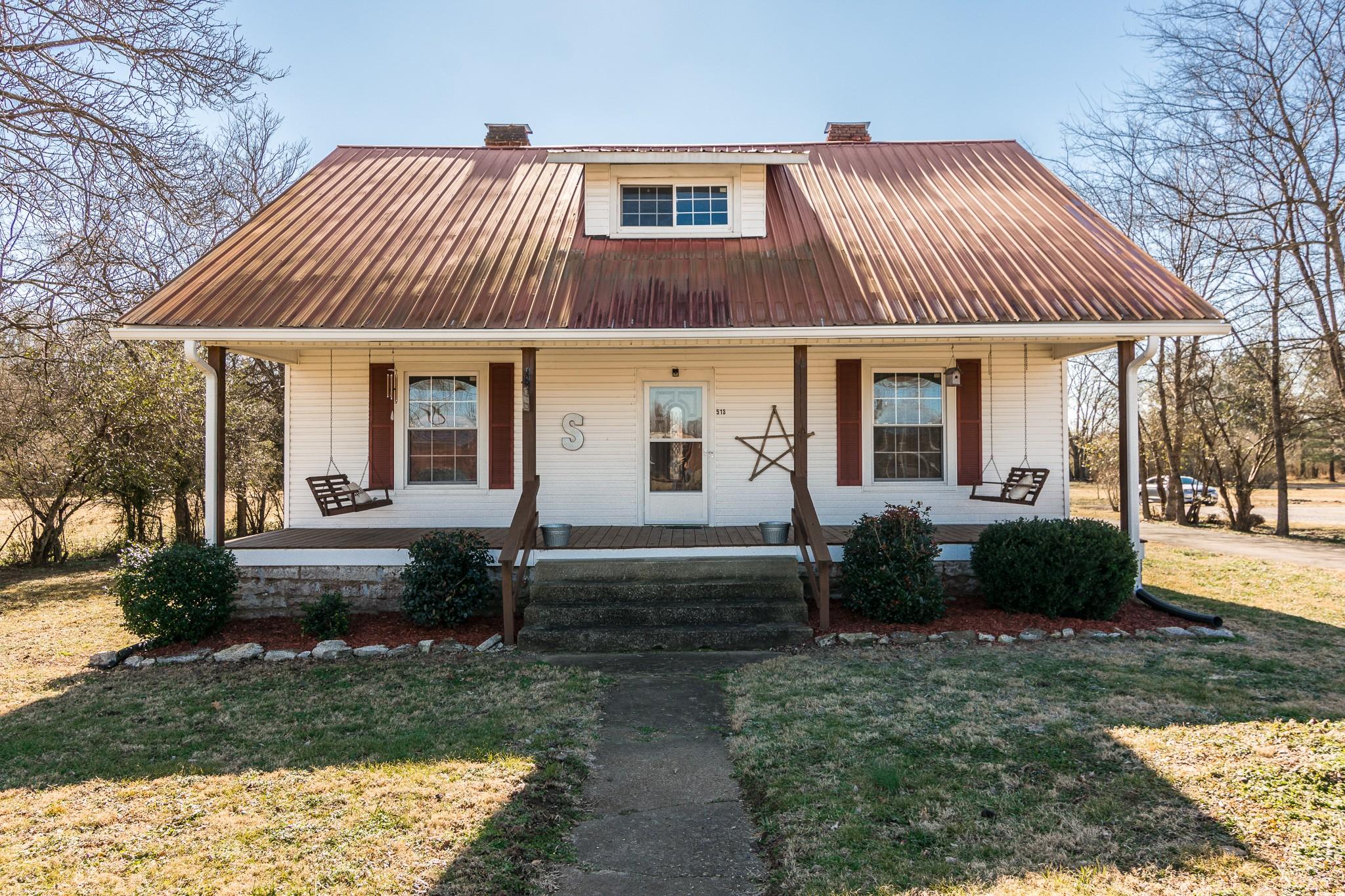 516 E Main St Property Photo - Hartsville, TN real estate listing