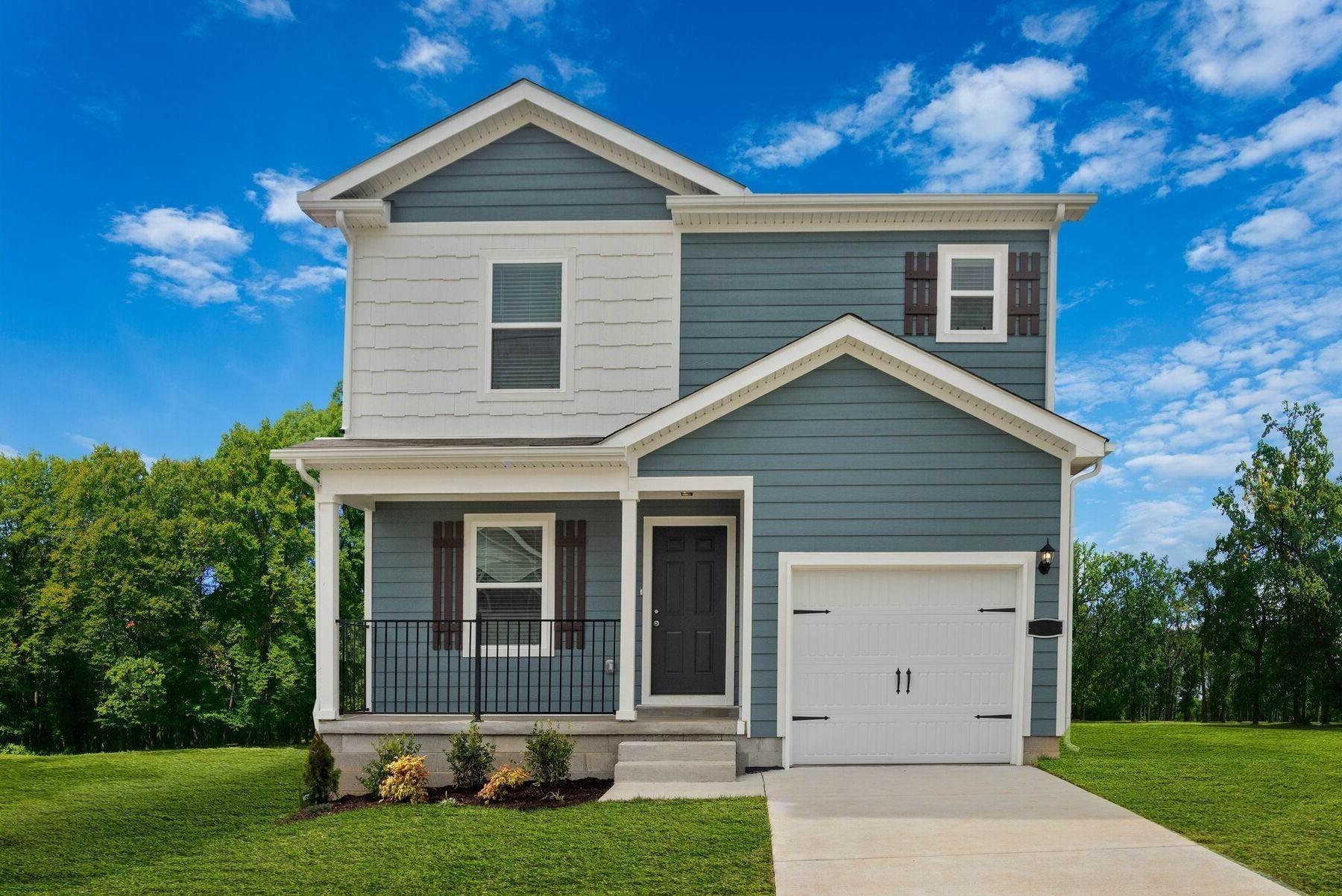 409 Bronson Drive Property Photo - LA VERGNE, TN real estate listing