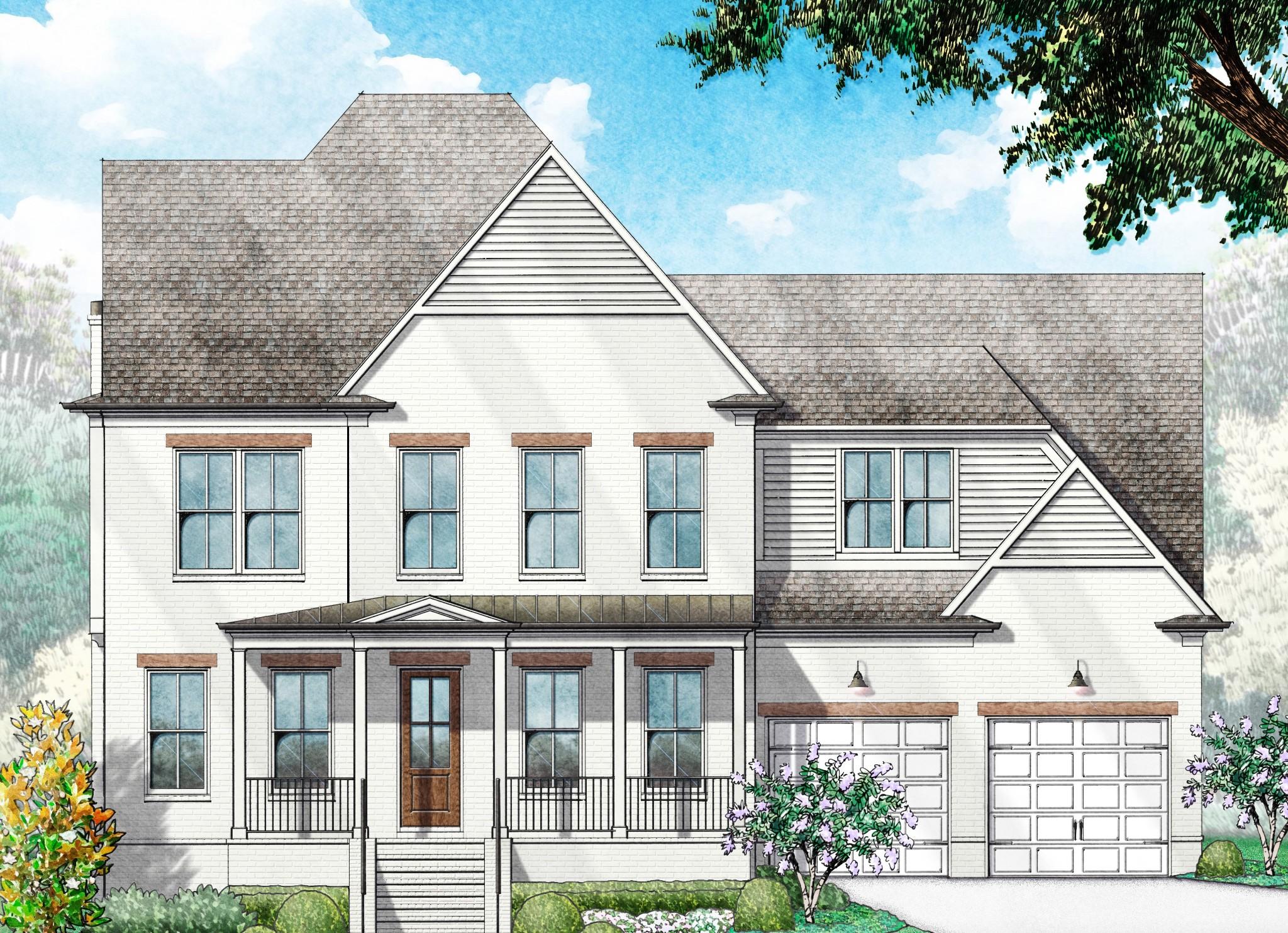 955 Cheltenham Ave, Lot # 2136 Property Photo - Franklin, TN real estate listing