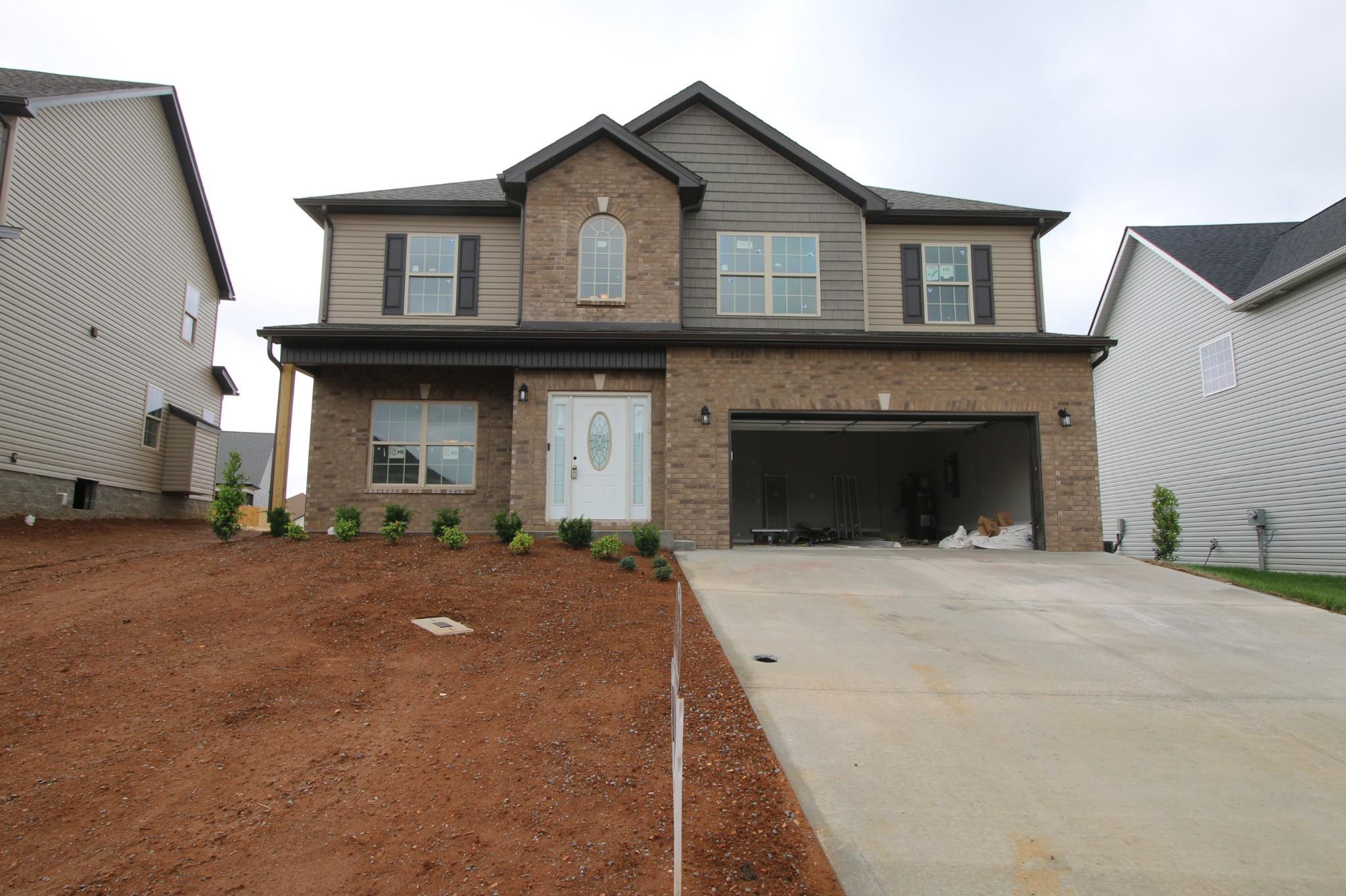 541 Autumn Creek Property Photo - Clarksville, TN real estate listing