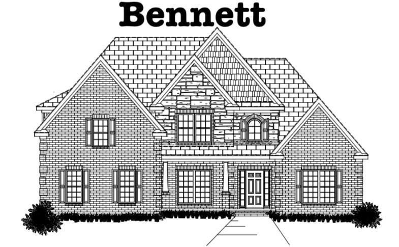 1103 Escalade Court Property Photo - Lascassas, TN real estate listing
