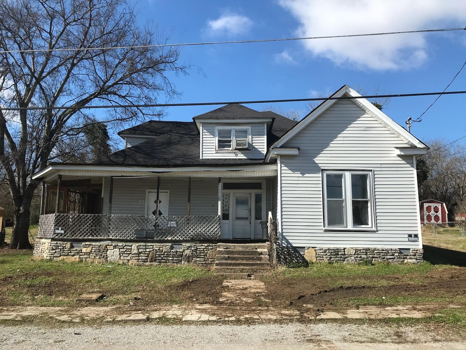 584 Limestone Ave Property Photo - Lewisburg, TN real estate listing