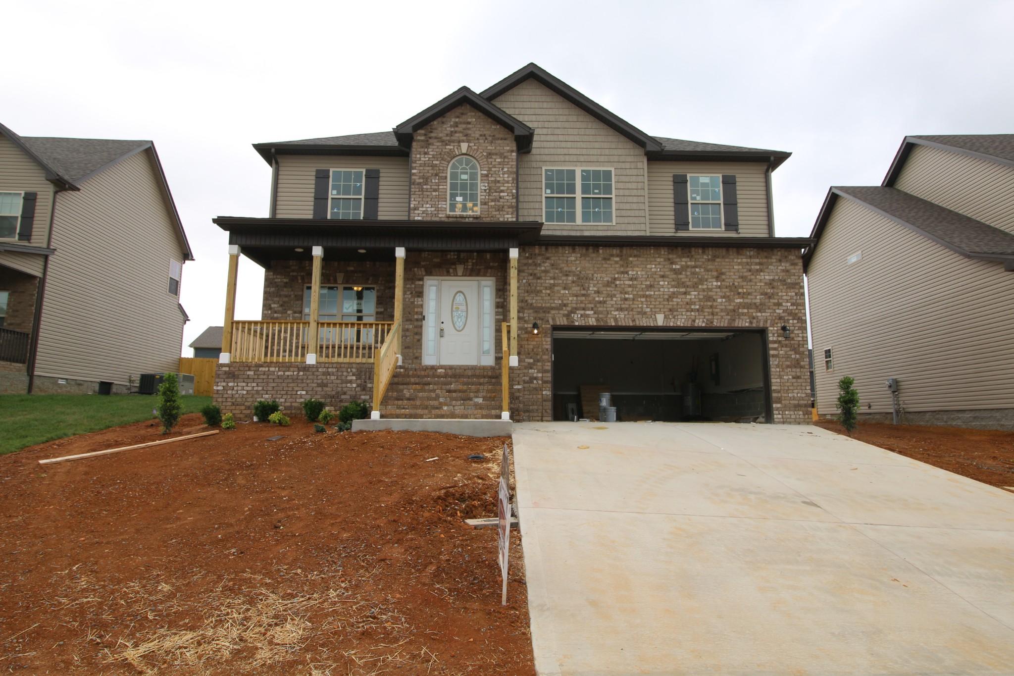 543 Autumn Creek Property Photo - Clarksville, TN real estate listing