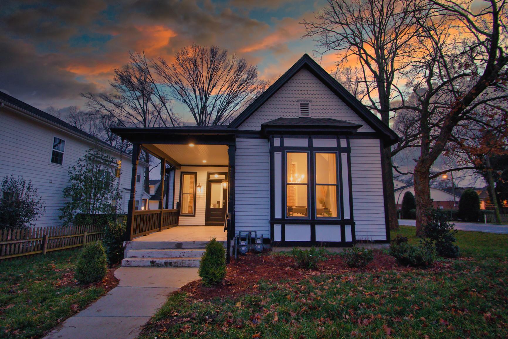 929 Montrose Ave Property Photo - Nashville, TN real estate listing