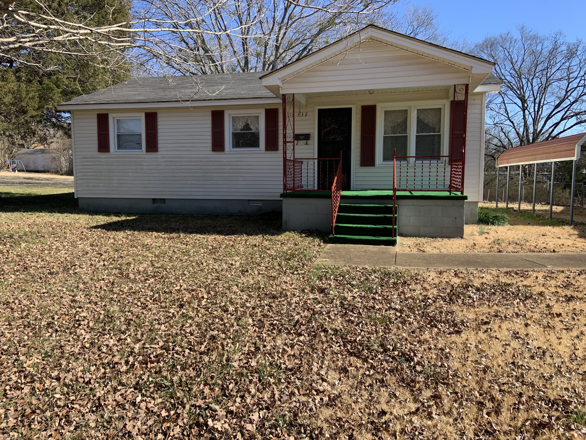 132 Cole Ave Property Photo - Camden, TN real estate listing