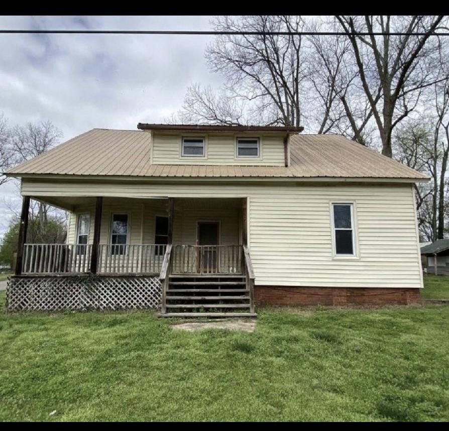 301 Bennett St Property Photo - Decherd, TN real estate listing