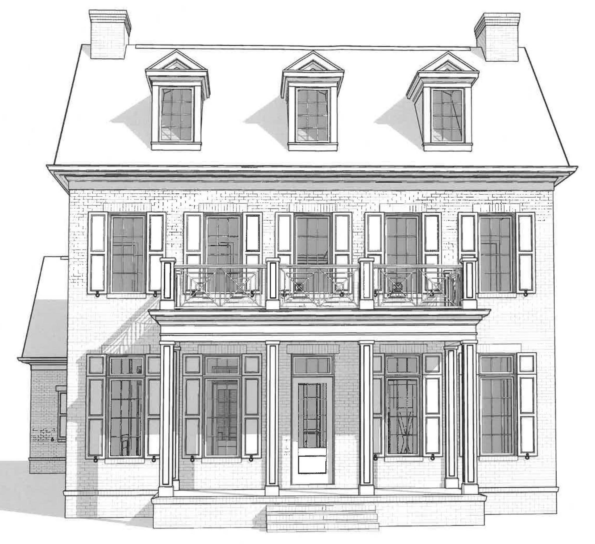 830 Jasper Avenue, Lot # 2041 Property Photo - Franklin, TN real estate listing