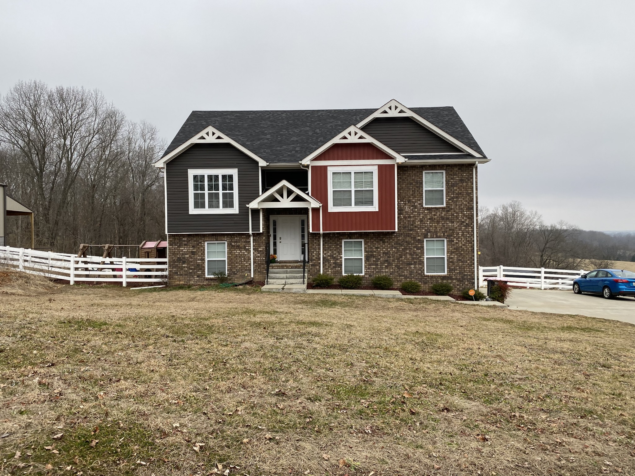 5351 Old Highway 48 Property Photo - Southside, TN real estate listing