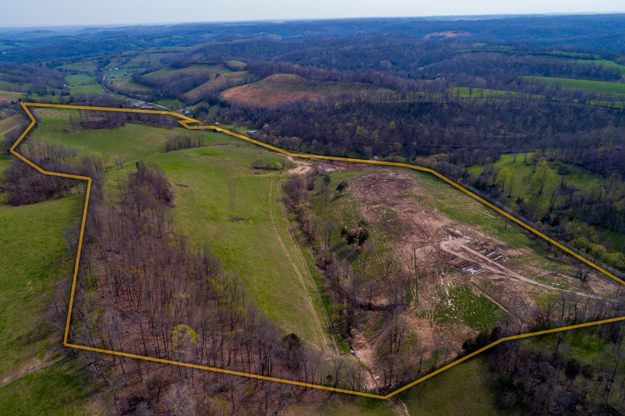 0 Bagley Hollow Rd Property Photo - Fayetteville, TN real estate listing