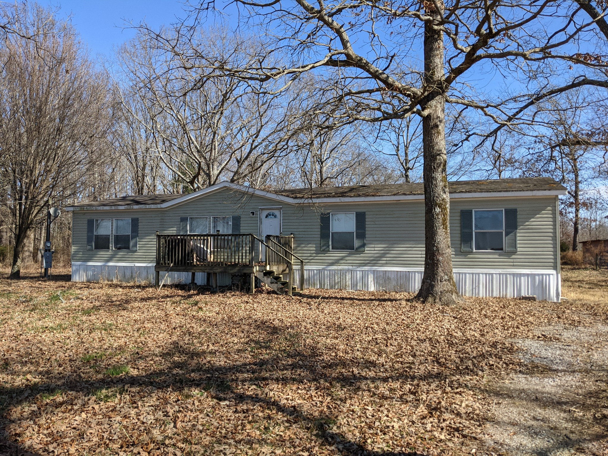 1001 County Line Rd S Property Photo - Elora, TN real estate listing
