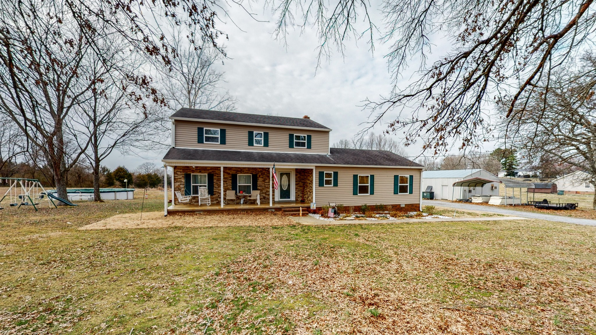 122 Coble Rd Property Photo
