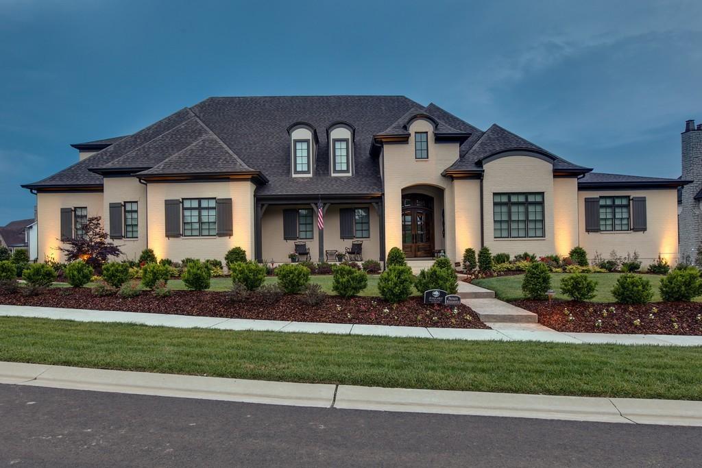 7222 Shagbark Ln (Lot 2096) Property Photo - College Grove, TN real estate listing