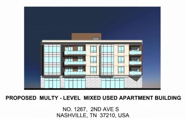 1267 2nd Ave S Property Photo - Nashville, TN real estate listing