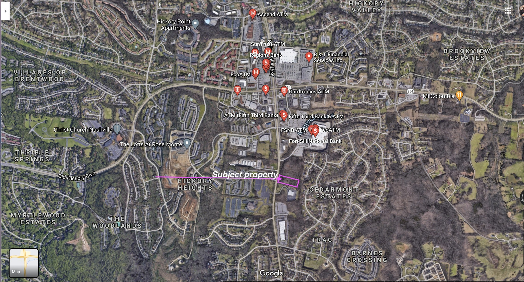 0 Nolensville Pike Property Photo - Nashville, TN real estate listing