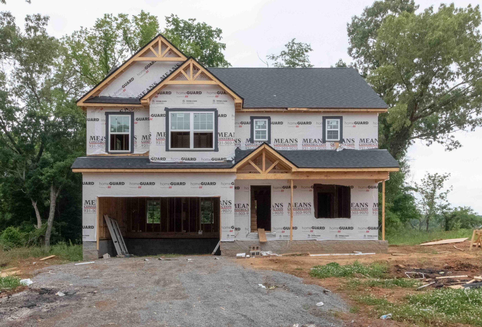 1345 Shockey Drive Property Photo - Clarksville, TN real estate listing