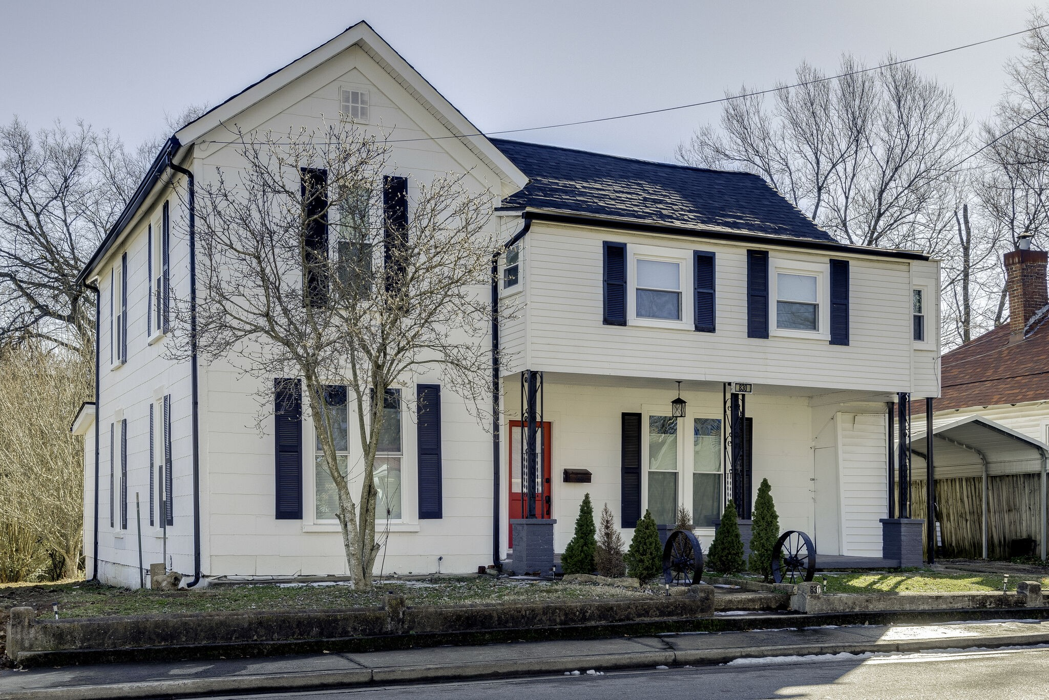 830 Stafford St Property Photo - Clarksville, TN real estate listing